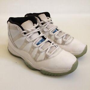 new concept 78c4d 0349f Image is loading Legend-Blue-Columbia-Nike-Air-Jordan-Retro-11-