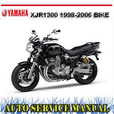 yamaha service manual supplementary version yamaha xjr1300 ebay rh ebay com au yamaha xjr 1200 service manual USA Yamaha XJR