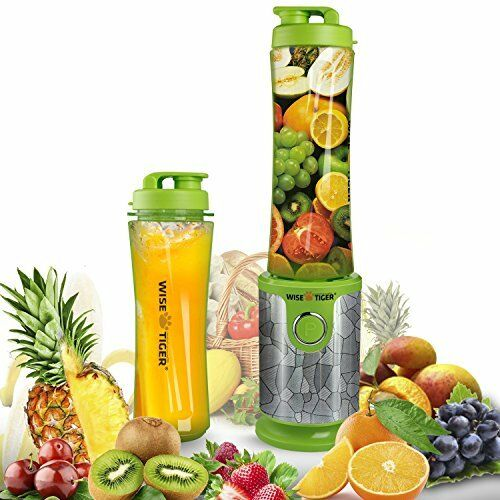 Small Blender Personal Smoothie BPA Free Sport Bottle Blend And Go High Quality