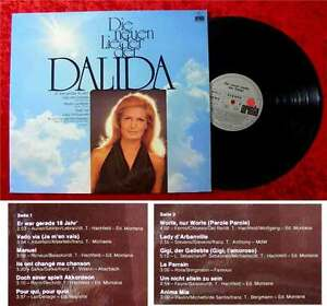 LP-Dalida-Die-neuen-Lieder-der-Dalida