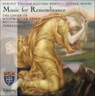 Music for Remembrance (2014)