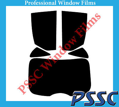 PSSC Pre Cut Rear Car Window Films fits for Ford Focus 5 Door Hatchback 2011 to 2016 20/% Dark Tint
