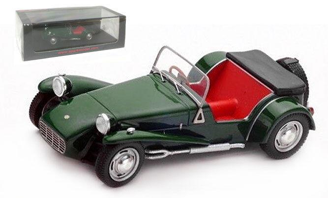 SPARK S2222 Lotus Seven S2 1960-échelle 1 43