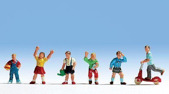 Figurines Noch H0 (15815): Children