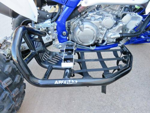 Yamaha YFM660R Pro SX Nerf Bars mit Heelguards schwarz