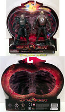 MORTAL KOMBAT X-Ray Internal Devastation REPTILE & JAX Action Figure 2-Pack
