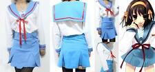 Haruhi Suzumiya Uniform Cosplay Costume