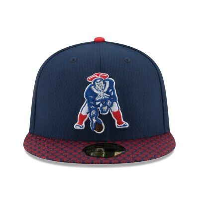 exquisite style on wholesale more photos New Era New England Patriots 59Fifty Fitted Hat Sideline Alt. Cap ...