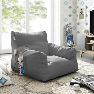 Image Is Loading Bean Bag Chair Large Bed Couch Futon Sofa