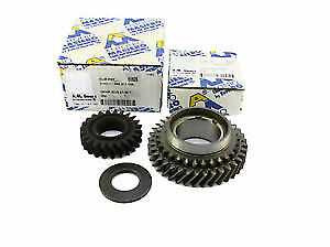 VW T4 02B gearbox OEM quality 5th Gear Pair Upgrade 0.658 High Ratio 27T 41T