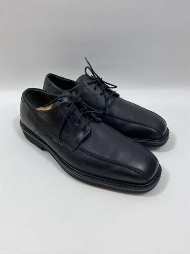 #368 MEPHISTO Gaetan Black Oxfords Size 9