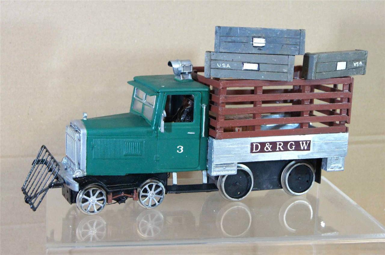 Lgb HLW kit to numbers built g scale  rio grande d&rgw rail  en stock
