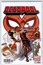 DEADPOOL #17 WEDDING OF SPIDER-MAN PASQUAL FERRY SPANISH VARIANT NM+