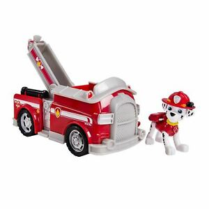 Spin Master Paw Patrol Basic Fahrzeuge MARSHALL'S Feuer Figthing Lkw) Spielzeug