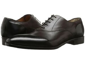80d8ed0fb6 NIB Kenneth Cole New York Men s Top Coat Lace Up Leather Shoes in ...