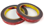 miniature 8 - 3M VHB Double Sided Tape Strong Heavy Duty Acrylic Sticky Pads Tape Strips Roll