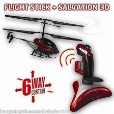 i-Bladez Flightstick and Salvation 3D Helicopter 6 Ways To Control Cool Gagdet