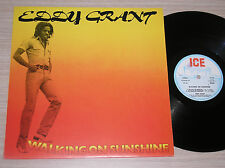 EDDY GRANT - WALKING ON SUNSHINE - LP 33 GIRI ITALY