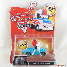 Disney Pixar Cars Toon Buck the Tooth Vendor #11 Mega deluxe