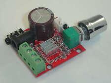 2*10W Dual Channel HIFI Mini Audio Amplifier PAM8610 Amplificador