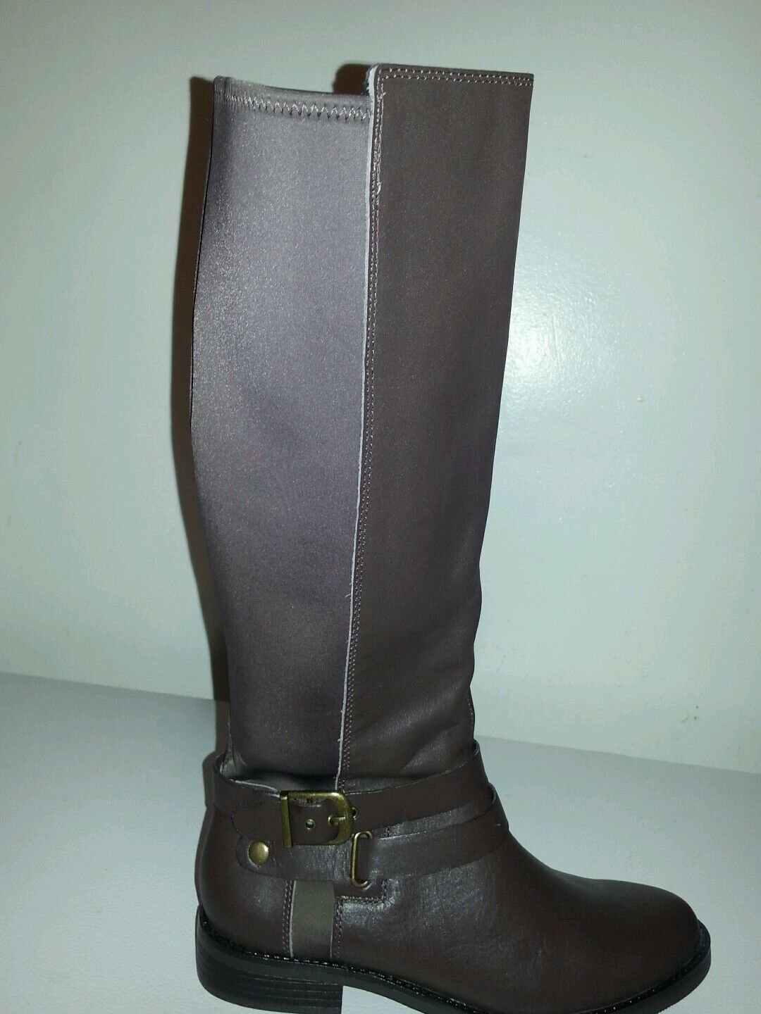 Kenneth Cole reaction leather-blend boots