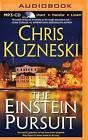 The Einstein Pursuit by Chris Kuzneski (CD-Audio, 2015)