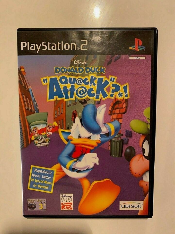 Donald Duck , PS2
