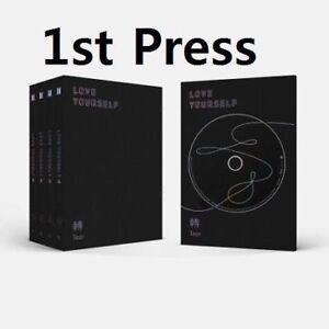 BTS-Love-Yourself-039-Tear-039-3rd-Album-Random-CD-Book-Card-Gift-Poster-Tracking