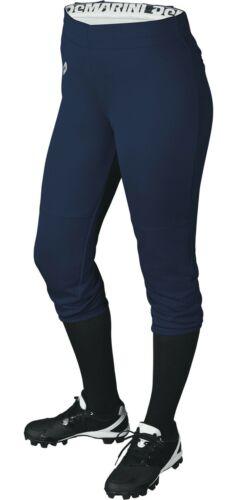 NWT DeMarini Girls/' Sleek Pull-Up Softball Pants Sz GM Medium