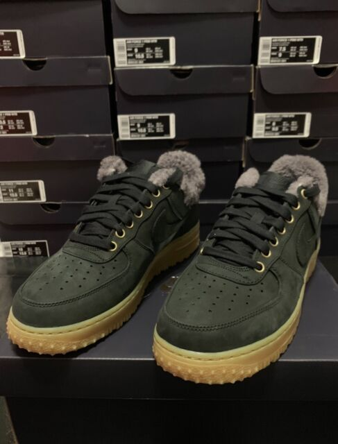 Vaticinador combustible Rectángulo  Size 7 - Nike Air Force 1 Premium Winter Sherpa for sale online | eBay