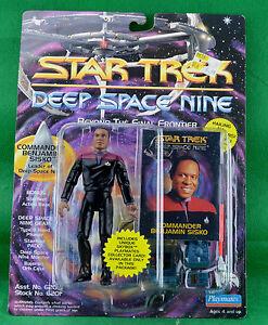Star-Trek-Deep-Space-Nine-Commander-Benjamin-Sisko-Action-Figure-Playmates-1993