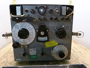 Details about E S I Universal Impedance Bridge Model 250 DA [22-A 5]