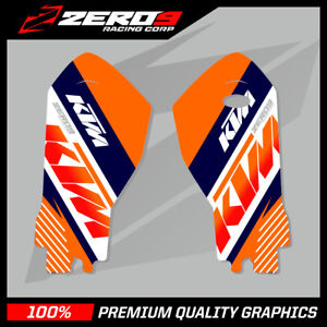 KTM-SX-SXF-2015-20-EXC-EXC-F-2016-20-MOTOCROSS-GRAPHICS-LOWER-FORK-DECAL-TEAM