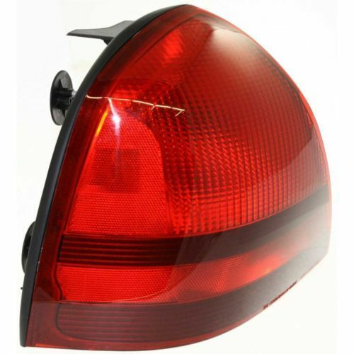 For Grand Marquis 03-11 Red Lens Driver Side Tail Light