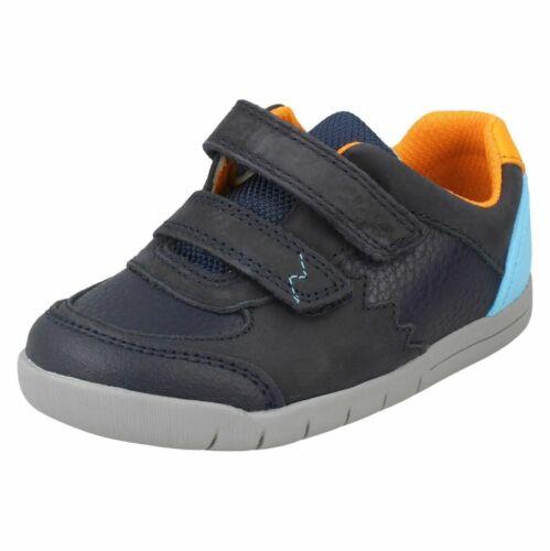 Rex Quest T /'Boys Clarks/'   Casual Shoes