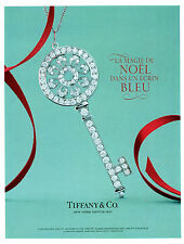 Publicité Contemporaine  Bijou  Tiffany & Co  2013  P. 19