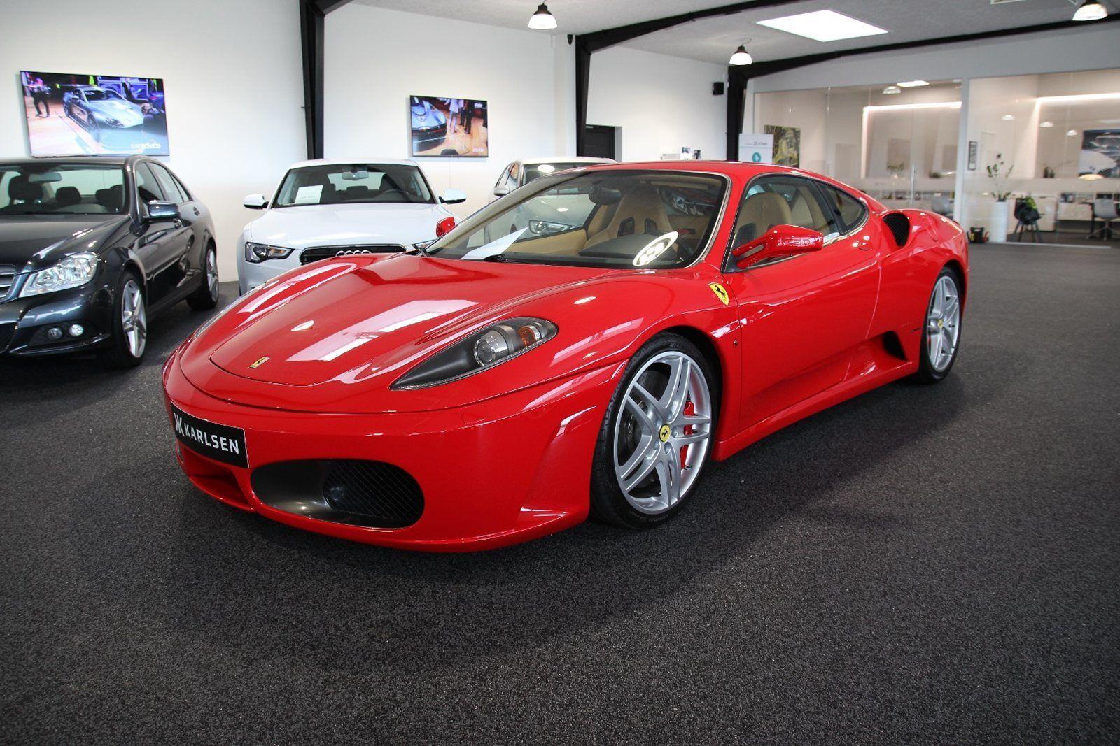 Ferrari F430 4,3 F1 2d