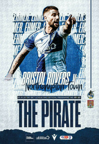 2020-21-BRISTOL-ROVERS-HOME-PROGRAMMES-CHOOSE-FROM-LIST