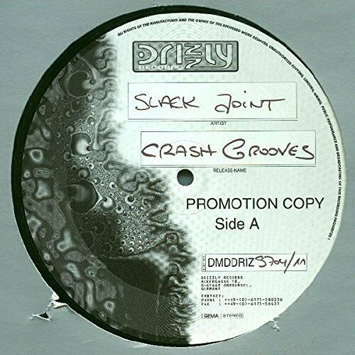 Crash Grooves - Nitram B/W Funktrain (US IMPORT) VINYL NEW