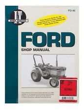 Shop Manual Fits Ford 1120 1220 1320 1520 1720 1920 2120 Tractor