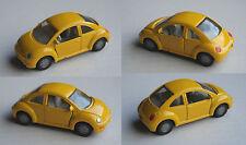 SIKU 1096 – VW New Beetle gelb