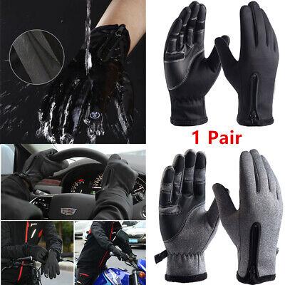 Winter Warm Windproof Waterproof Anti-Slip Thermal Gloves Unisex