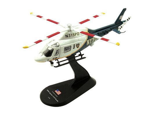 Agusta A119 Koala NYPD USA 2004-1//72 No16