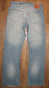 """Levi `S 527 Bas Bootcut D' Homme Jeans / Bleu en W33 """" / L32 """""""