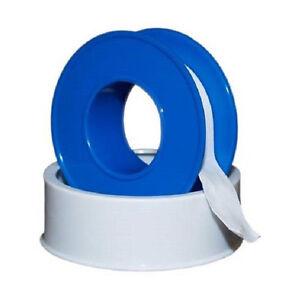 "Lot 10pcs Teflon Tape Pipe Thread Tapes 1//2/"" x 394/"" for Shower Head Nozzle"