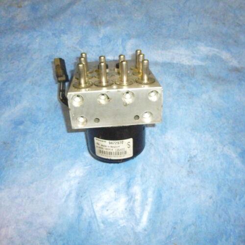 C70//1 V70 II ABS Hydraulikblock Volvo V70//2 V70//1 9472970 XC70 S60 S80