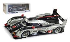 Spark 43LM11 AUDI R18 TDI Audi Sport Team de Joest Le Mans Winner 2011-escala 1/43