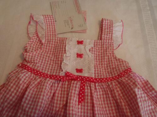 YOUNGLAND Size 4 5 6 or 6X Seersucker Sundress NWT Dress