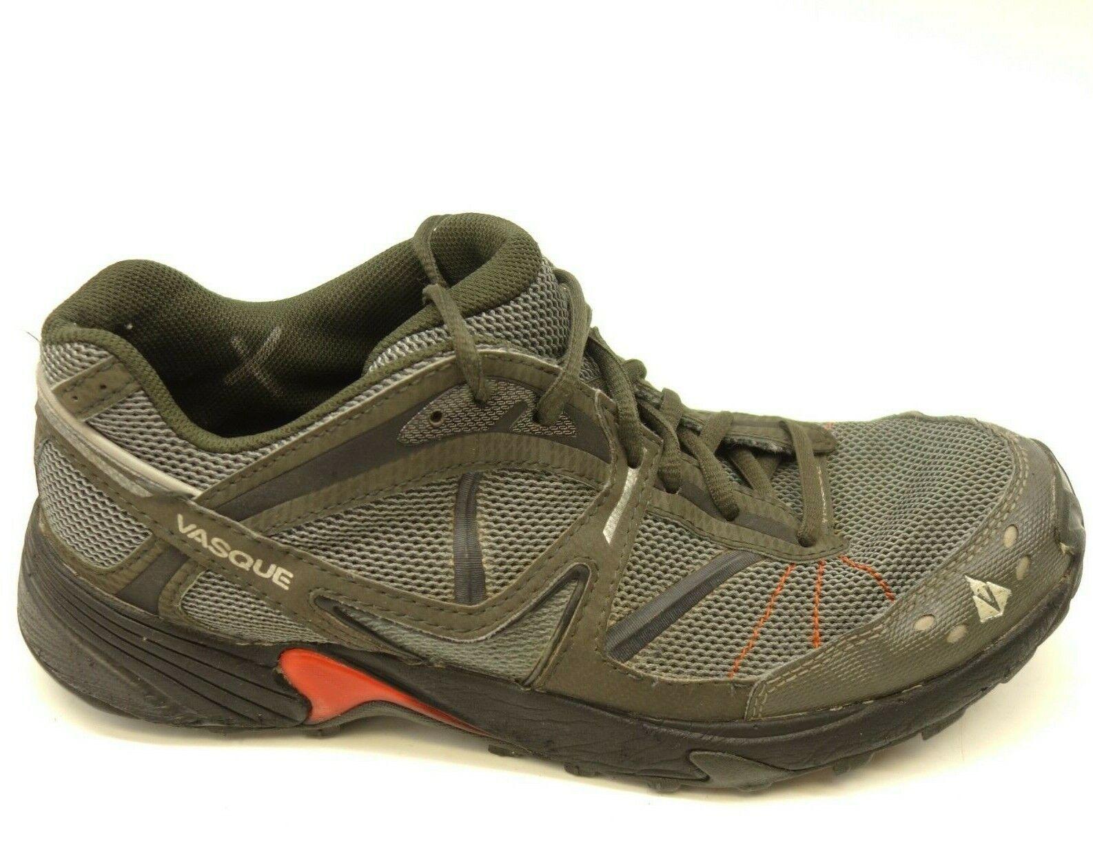Vasque US 9.5 gris Trail-Correr Atléticos Ligero Zapatos para hombre