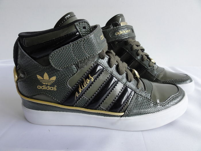ORIGINAL ADIDAS HARD COURT Femme Collector's Edition Sneakers - Femme COURT Gr.39,5 D67712 808407